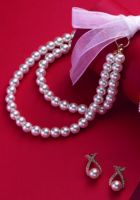 Romantic Pearl Earrings