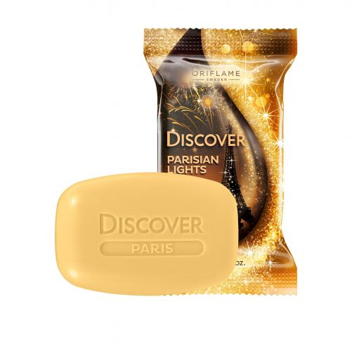Discover Parisian Lights Soap Bar