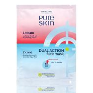 Pure Skin Dual Action Face Mask