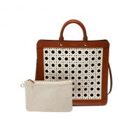 Ally Lasercut Bag