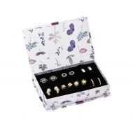 Queen Earring Set