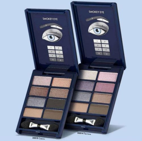 OnColour All Eyes Palette