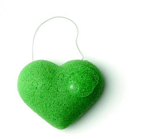 Love Nature Konjac Sponge