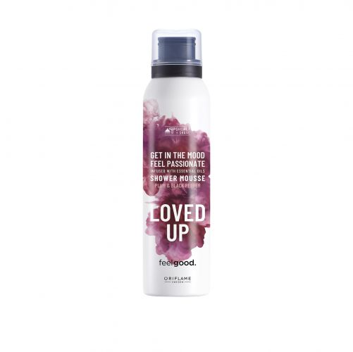 Loved Up Shower Mousse Feel Good