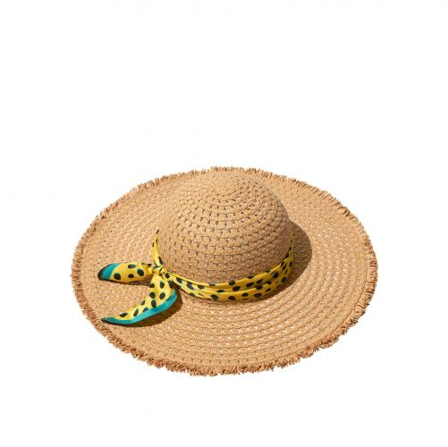 Energy Straw Hat