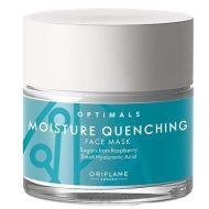 Moisture Quenching Face Mask