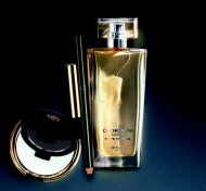 Giordani gold POCKET MIRROR + EYE PENCIL + EAU DE PARFUM