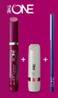 The One Mascara + Lip Balm + Eye Pencil Offer
