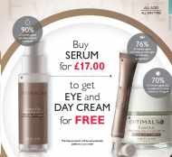 Optimals Even Out Illuminating Serum Offer