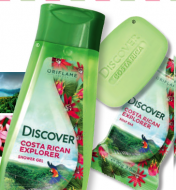 Discover Costa Rican & On The Edge Eau Set