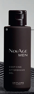 NovAge Men Soothing Aftershave Gel