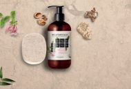 Beautanicals Revitalising Body Cleanser & Walnut Exfoliating Sponge