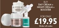 Optimals Even Out Preventing Day & Night  Cream + Booster