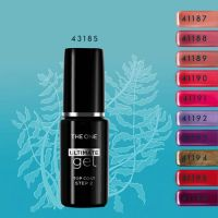 THE ONE Ultimate Gel Nail Lacquer Step 1 & Step 2