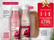 Love Nature for Coloured Hair Pomegranate & Oats Hair Set
