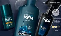 North For Men SET OF 3 PRODUCTS