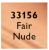 Aqua Boost Foundation - Fair Nude - 33156