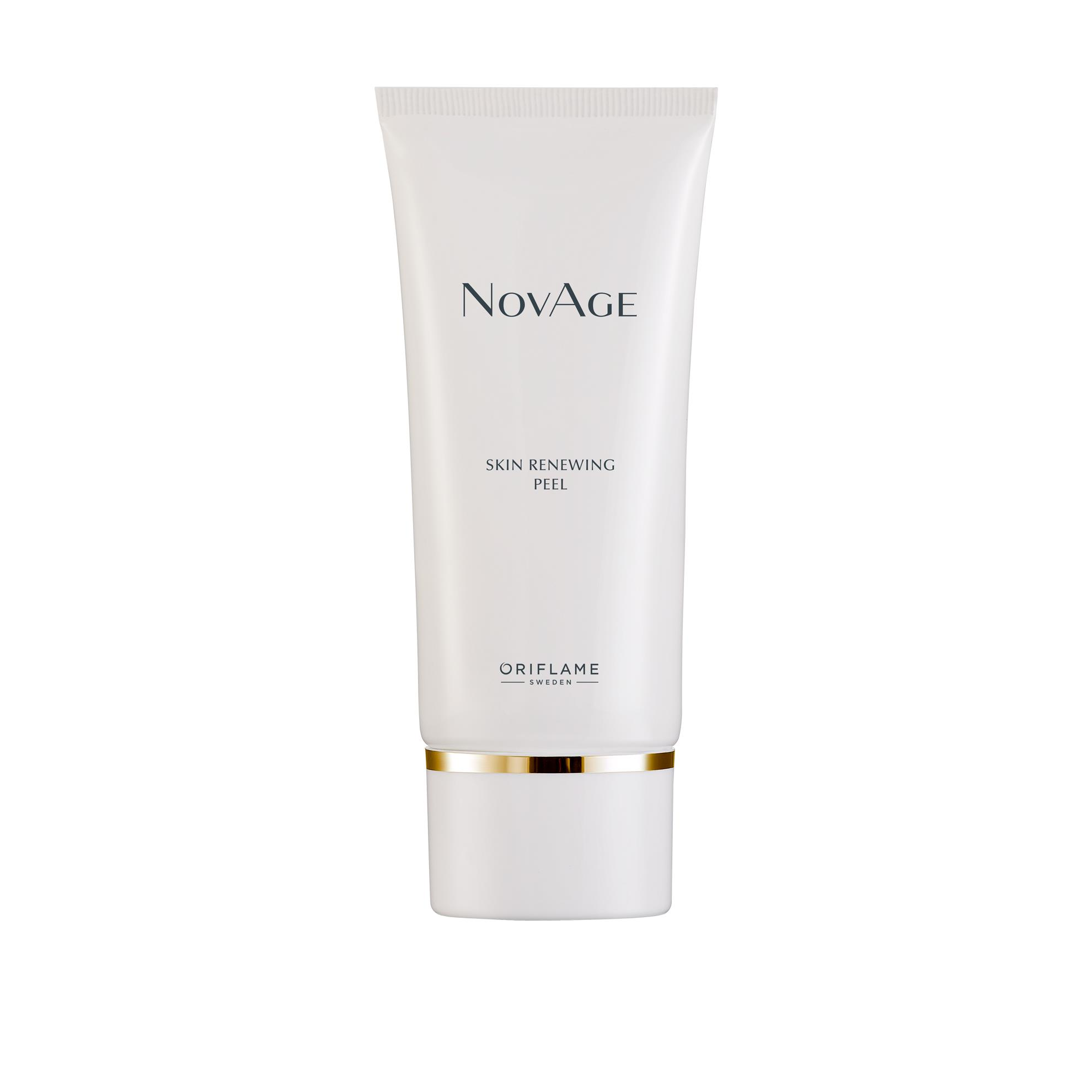 Novage Skin Renewing Peel Oriflame Cosmetics Sweden Uk Usa Shop Tenderly Miss Giordani Vivacity Perfumed Body Lotion Click To Enlarge